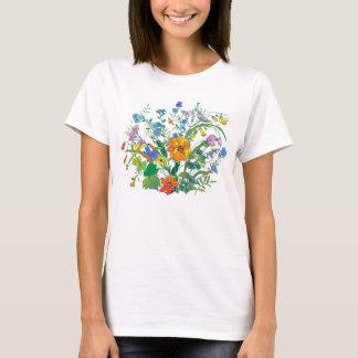 'FlowerMania' T-Shirt