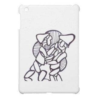 flowerpot fight iPad mini covers