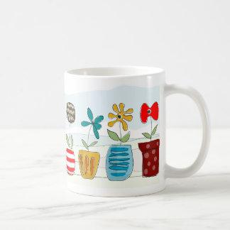 Flowerpot mug