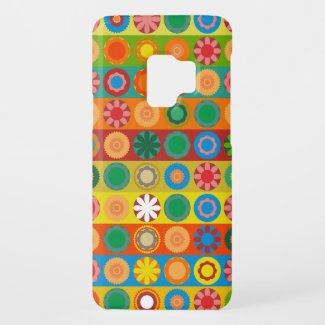 FlowerPower 2 Case-Mate Samsung Galaxy S9 Case