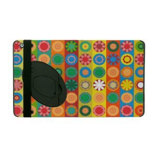 FlowerPower 2 iPad Cover