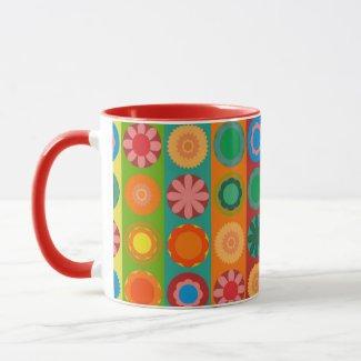 FlowerPower 2 Mug