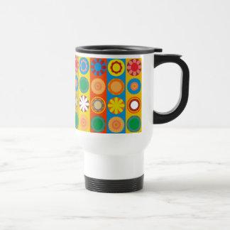 FlowerPower 2 Travel Mug