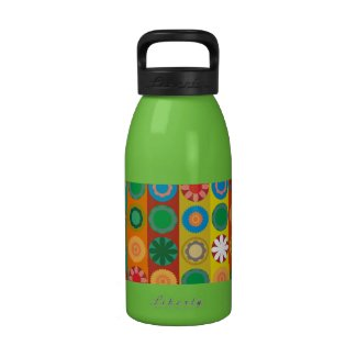 FlowerPower 2 Water Bottles