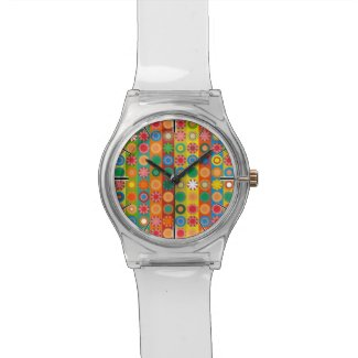 FlowerPower 2 Wristwatch