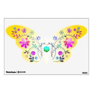 'FlowerPower' day Wall Sticker