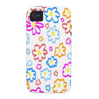 FlowerPower iPhone 4 Fundas