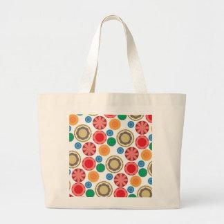 FlowerPower Large Tote Bag