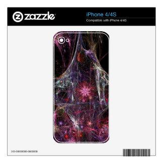 FlowerPower Skins Para eliPhone 4