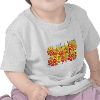 flowerpower t shirts
