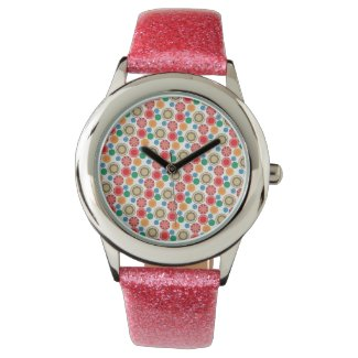 FlowerPower Wrist Watch