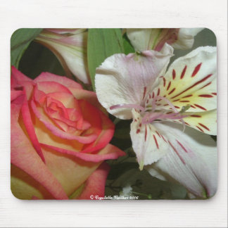 flowers1 mouse mat