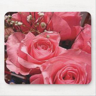 flowers1 mousemat