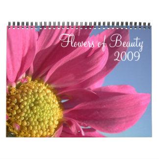 flowers_038, Flowers of Beauty, 2009 Calendar