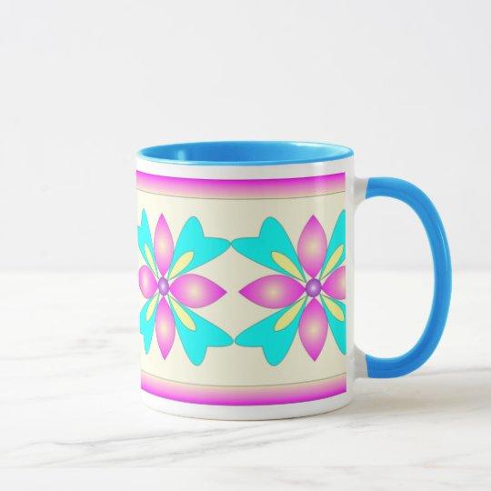 Flowers 1 mug
