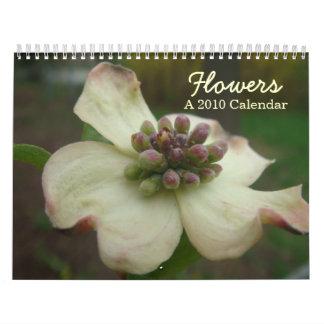 Flowers 2010 Calendar