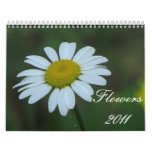 Flowers 2011 calendar