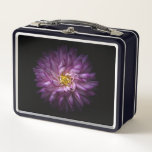 Flowers 20 metal lunch box