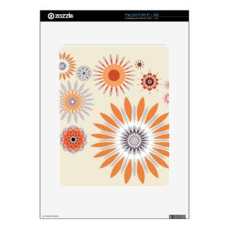 Flowers 33 iPad skin