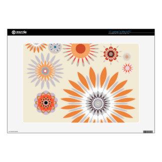 Flowers 33 laptop decals
