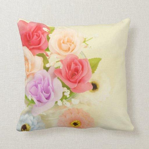 flowers-342299 florece las flores artificiales almohadas
