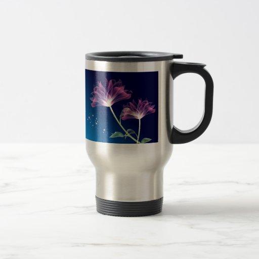 Flowers 3D Mug