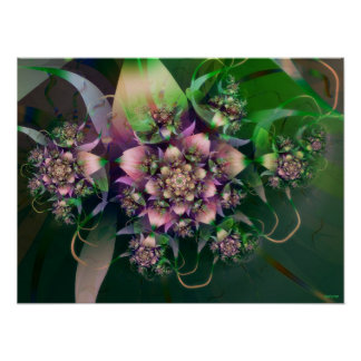 flowers 8 print