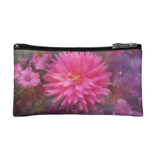 Flowers - A Visual Bouquet for Mom Cosmetic Bag