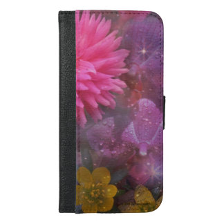 Flowers - A Visual Bouquet for Mom iPhone 6/6s Plus Wallet Case