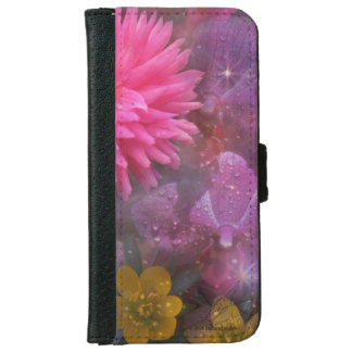 Flowers - A Visual Bouquet for Mom iPhone 6/6s Wallet Case