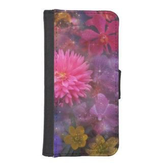 Flowers - A Visual Bouquet for Mom iPhone SE/5/5s Wallet