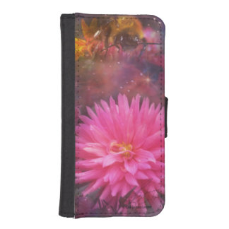 Flowers - A Visual Bouquet for Mom iPhone SE/5/5s Wallet Case