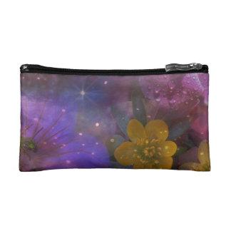Flowers - A Visual Bouquet for Mom Makeup Bag