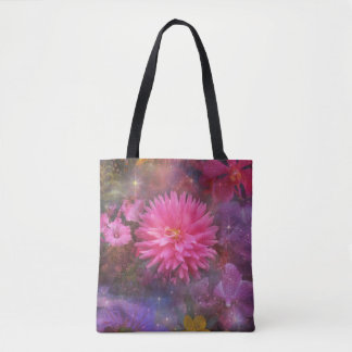 Flowers - A Visual Bouquet for Mom Tote Bag