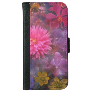 Flowers - A Visual Bouquet for Mom Wallet Phone Case For iPhone 6/6s