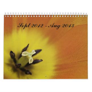 Flowers Academic Calendar 2012 - 2012