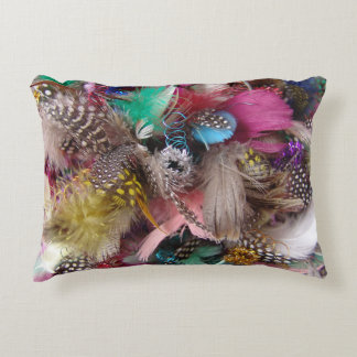 Flowers Accent Pillow