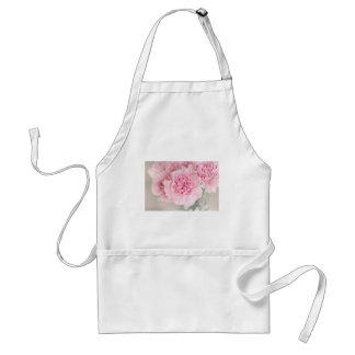 flowers adult apron
