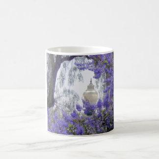 Flowers and a Magic Lamp Coffee Mug