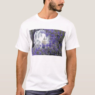 Flowers and a Magical Lamp  T-Shirt