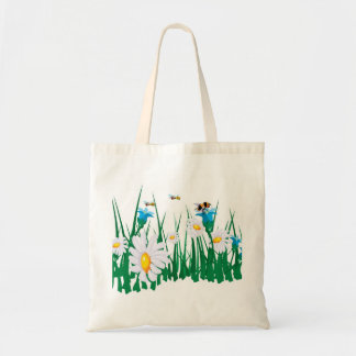 Flowers and Bees Bags