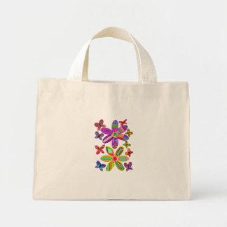 Flowers and Butterflies bag
