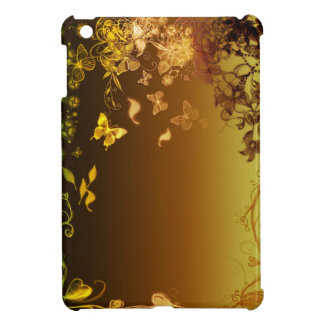 Flowers and Butterflies Cover For The iPad Mini