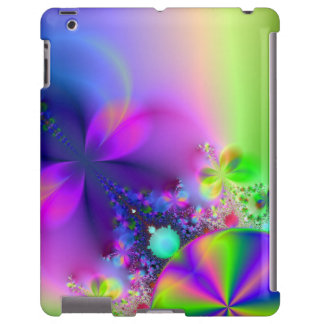 Flowers and butterflies ~ iPad Case
