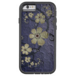 Flowers and Butterflies iPhone 6 Case