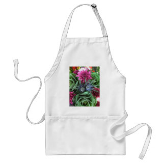 Flowers and Cabbages Apron