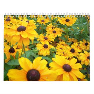Flowers and Foliage Calendar