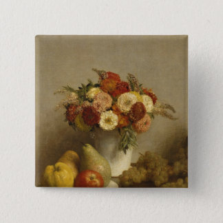 Flowers and Fruit, 1865 Button