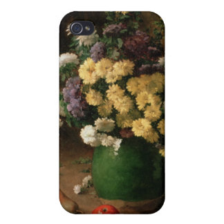 Flowers and Fruit, 1880 iPhone 4/4S Case