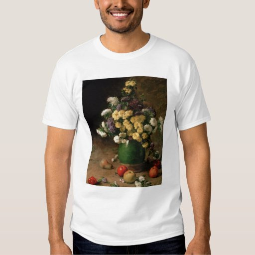 Flowers and Fruit, 1880 Shirt